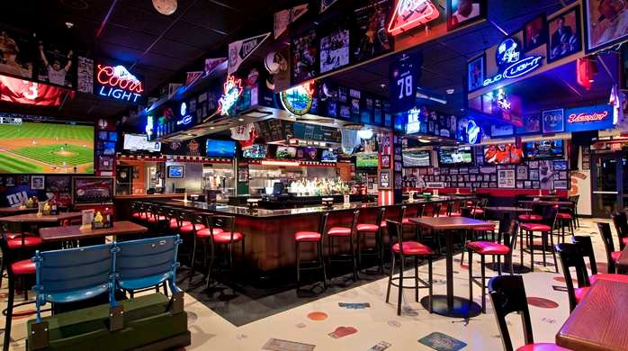 Recovery Sports Grille 15 of 15