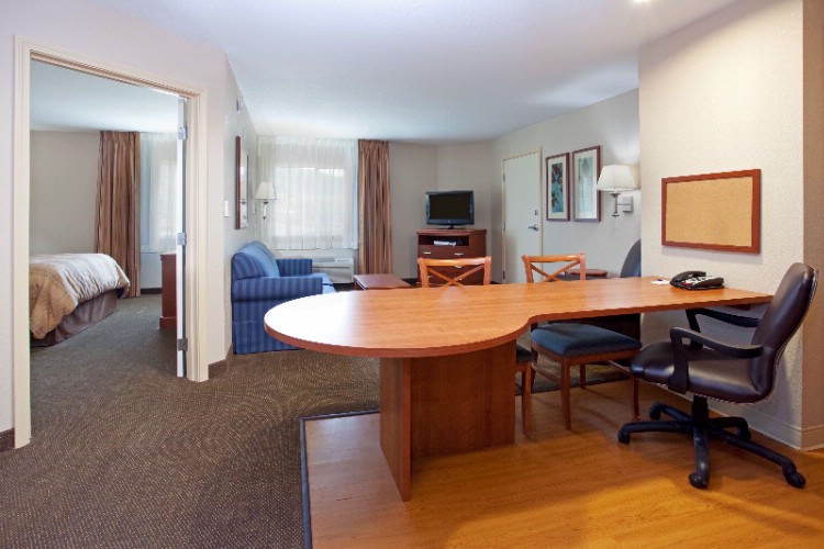 One Bedroom Suites Give You Plenty Of Room To Spread Out 5 of 11