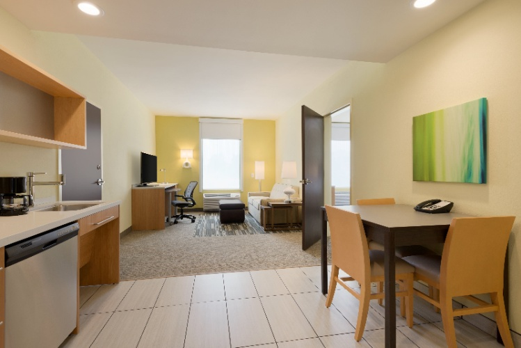 Home2 Suites by Hilton Clarksville / Ft.campbell 1 of 14