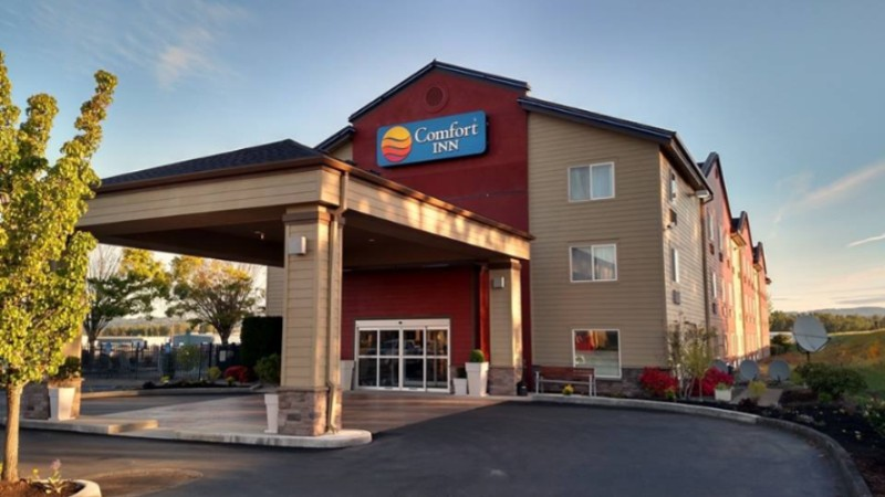Image of Comfort Inn Columbia Gorge Gateway