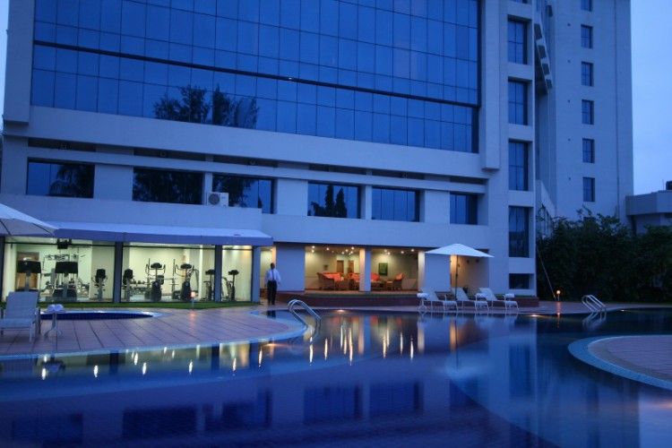 Evening View Of Swimming Pool 26 of 31