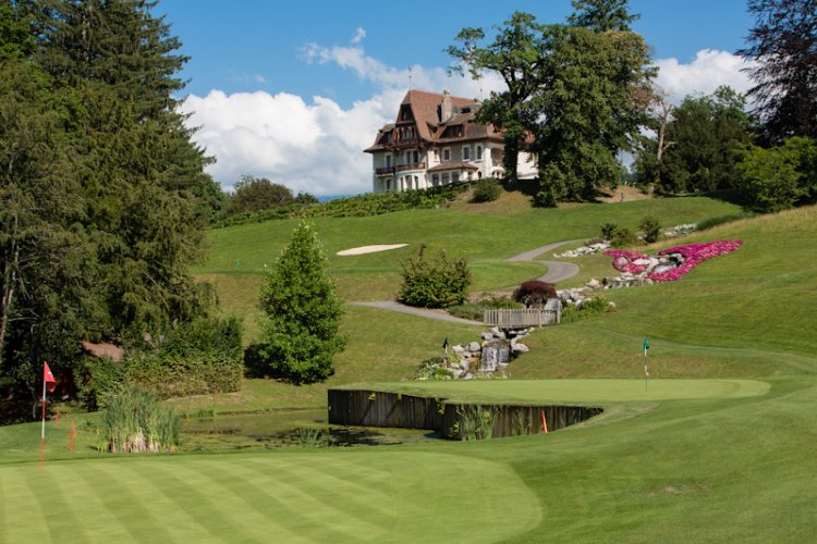 Evian Resort Golf Academy 16 of 16
