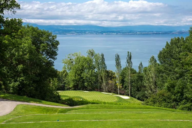 Evian Resort Golf Club 7 of 16