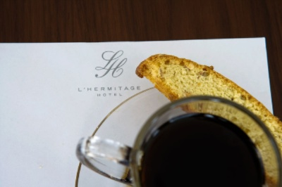 Continental Breakfast At L\'hermitage 10 of 10