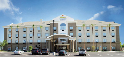 Holiday Inn Express Hotel Suites Mission Mcallen Area