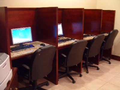 Check Your Email In Our New Business Center 13 of 18