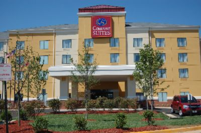 Comfort Suites Fredericksburg North 1 of 15