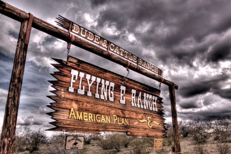 Flying E Dude Ranch 1 of 14