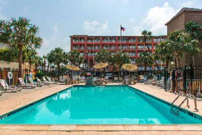 Red Roof Inn Galveston Beachfront / Convention Cen