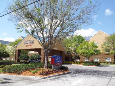 Fairfield Inn & Suites Jacksonville Airport 1 of 10
