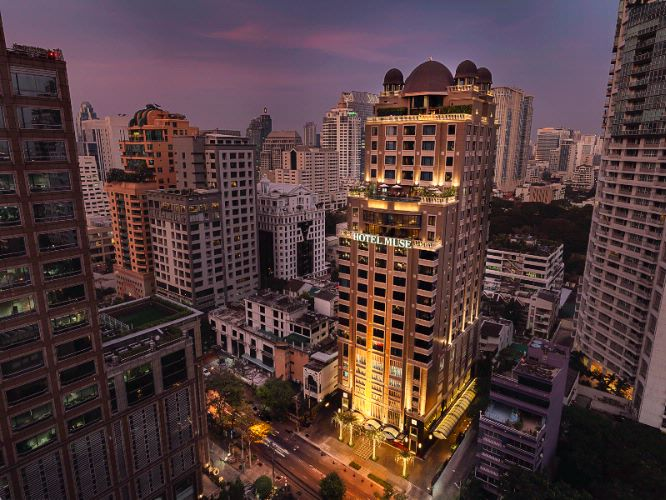 Hotel Muse Bangkok Langsuan a Mgallery Collection 1 of 16
