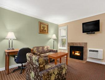 One Bedroom Suite With Fireplace 5 of 6