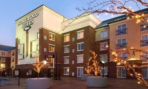 Homewood Suites by Hilton Salt Lake City Downtown 1 of 12