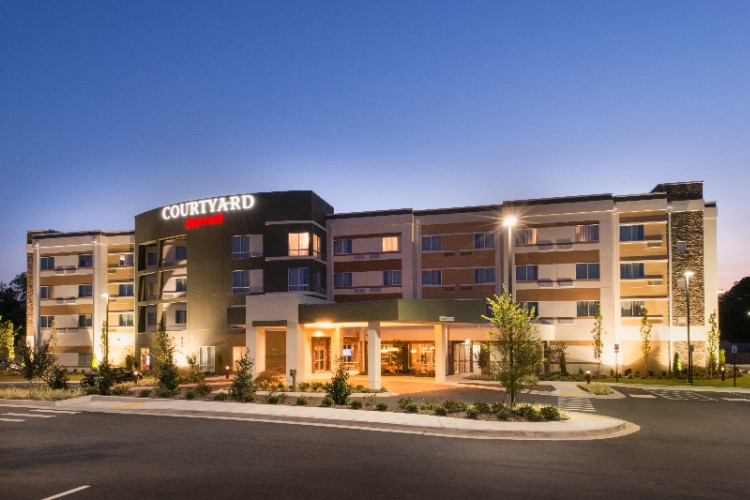 Courtyard By Marriott -Hot Springs 2 of 20