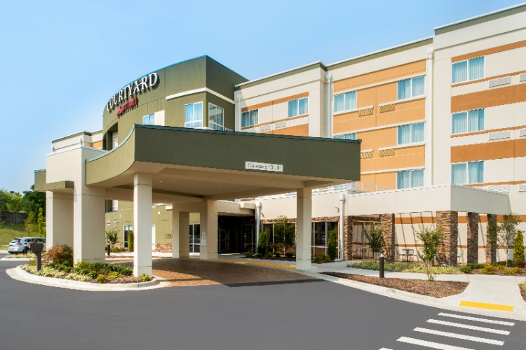 Courtyard By Marriott -Hot Springs 3 of 20