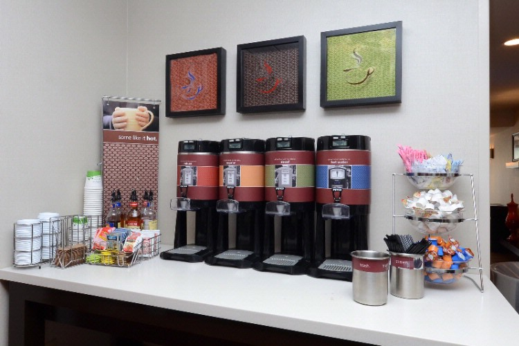 Enjoy A Cup Of Freshly Brewed Coffee 24 Hours/day! 5 of 16