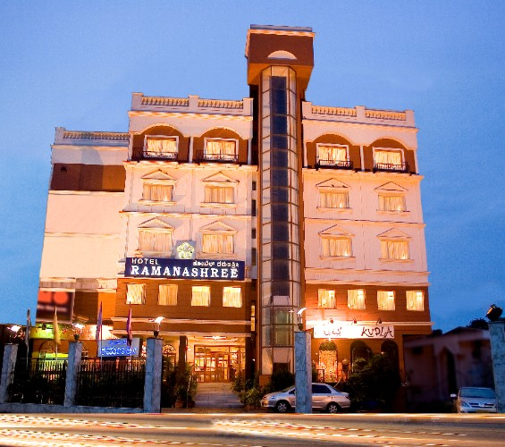 Hotel Ramanashree Bangalore 1 of 7