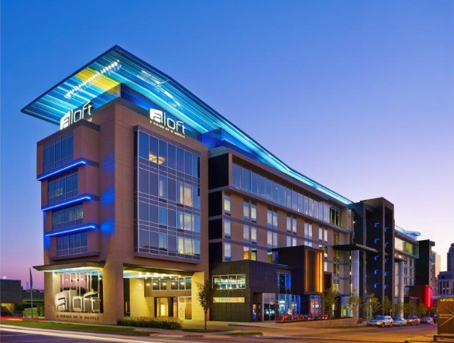 Aloft Okc Downtown / Bricktown 1 of 15