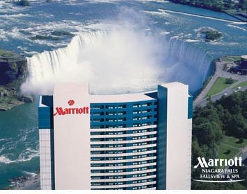 Marriott Niagara Falls Fallsview Hotel & Spa 1 of 10