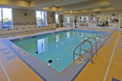 Indoor Pool/fitness Room 6 of 6