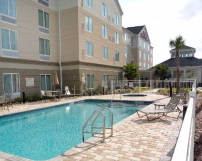 Relax At Our Outdoor Pool And Whirlpool 7 of 7