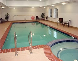 Refreshing Indoor Pool And Spa For Our Guests! 9 of 9