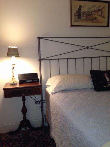 Pottery Barn Iron Bed...queen 11 of 16