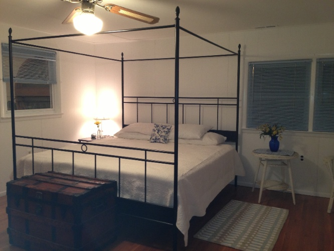 Master Bedroom With King Bed And Private Sun Room 6 of 16
