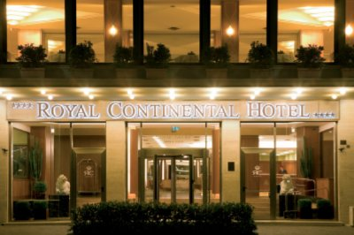 Royal Continental Hotel Naples 1 of 11