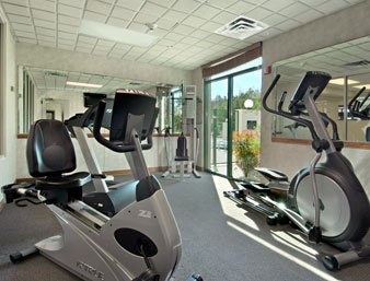 Fitness Center... Guaranteed To Get Your Heart Rate Up! 11 of 11