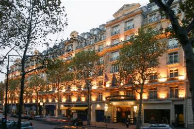 Image of Radisson Blu Ambassador Paris Opera