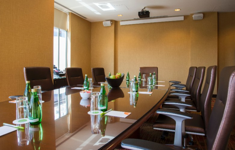 The Executive Boardroom -Conference Seating For 10-12 Attendees 13 of 16