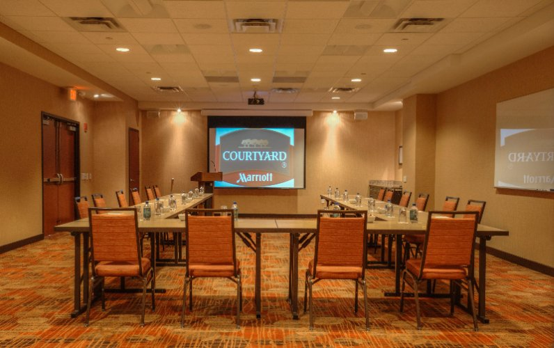 Fenton Room -Accommodates Several Seating Styles 15 of 16