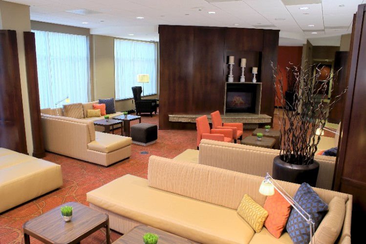 Lobby -Comfortable Sofas And Chairs To Relax In During Your Downtime 10 of 16