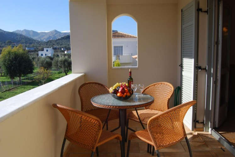 Suite Artemis (50m²) For 2-4 Persons Balcony 10 of 22