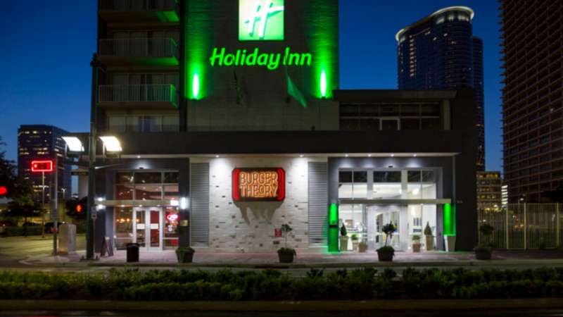 Holiday Inn Houston Downtown 1 of 5