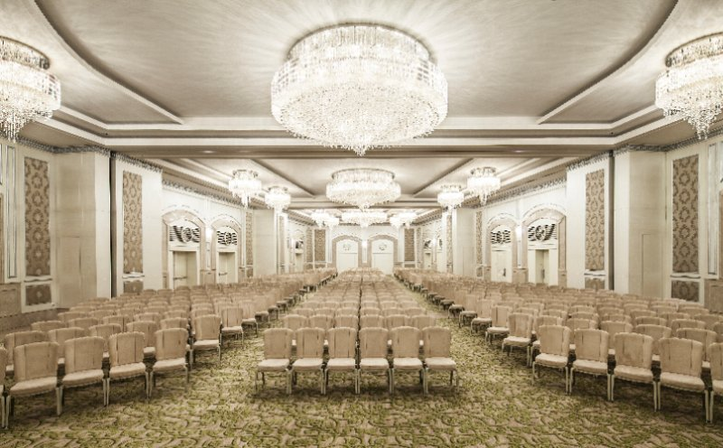 Grand Ballroom Theater Style 10 of 31