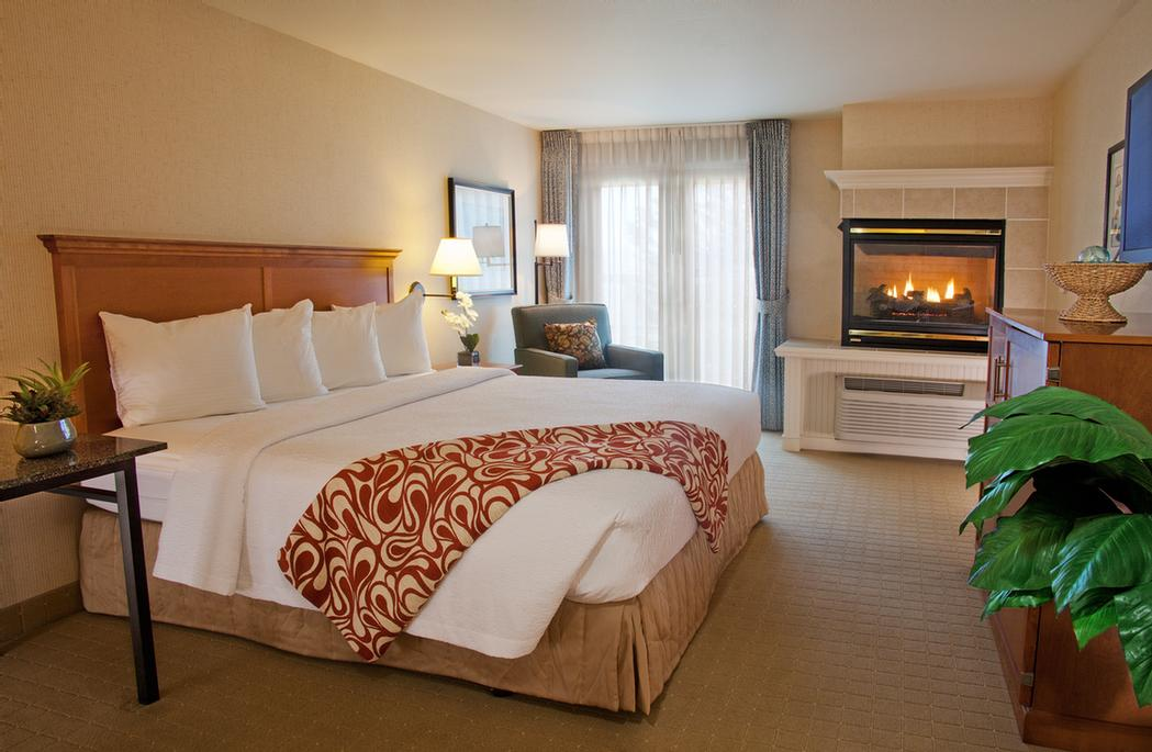 Some Of Our Rooms Feature Fireplaces. 4 of 10