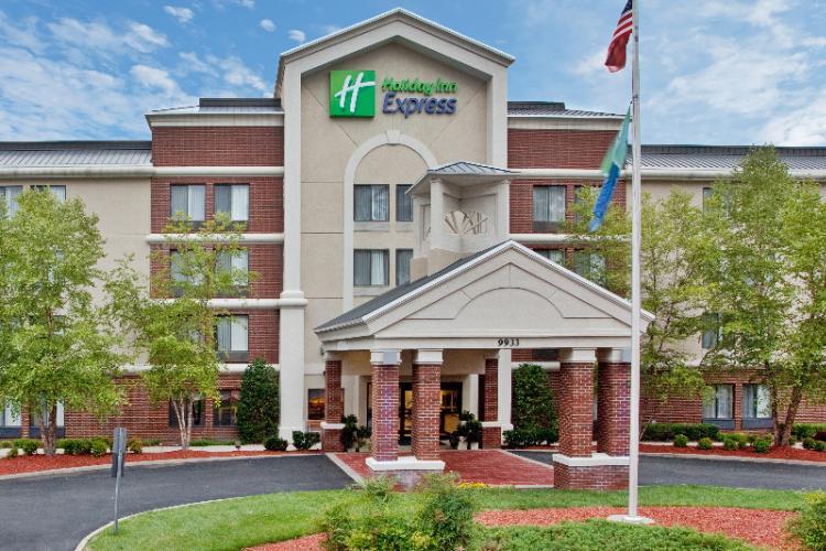Holiday Inn Express I 64 Short Pump Area 9933 Mayland Dr Richmond Va 23233