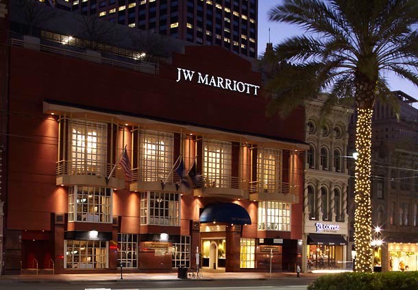 JW New Orleans Marriott 1 of 7