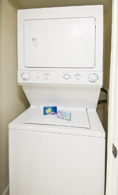 Washer & Dryer In All Suites/rooms 8 of 12