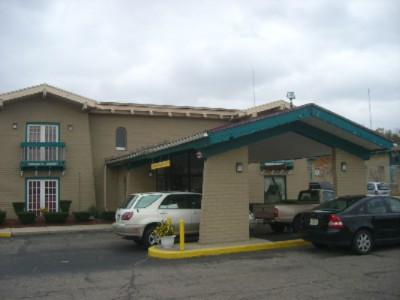 University Inn & Suites of Dayton 1 of 8