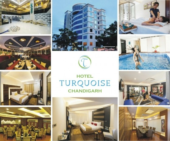 Hotel Turquoise Chandigarh 1 of 4