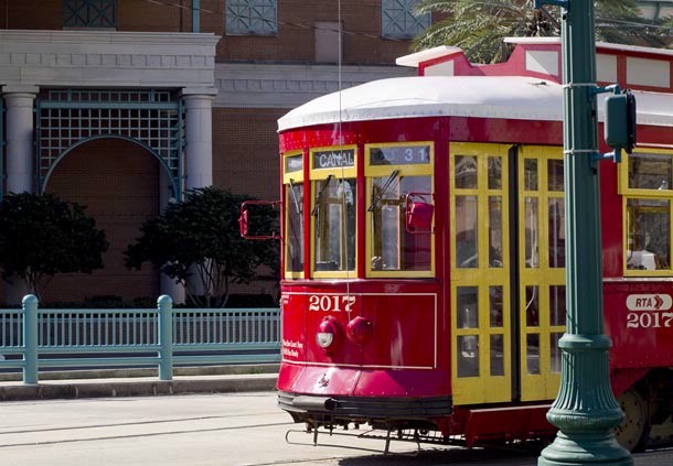 New Orleans Streetcar 13 of 13