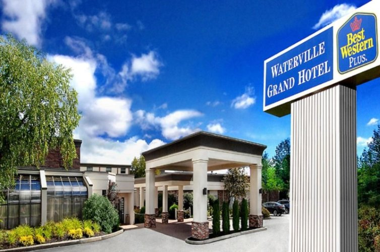 Best Western Plus Waterville Grand Hotel 1 Of 8