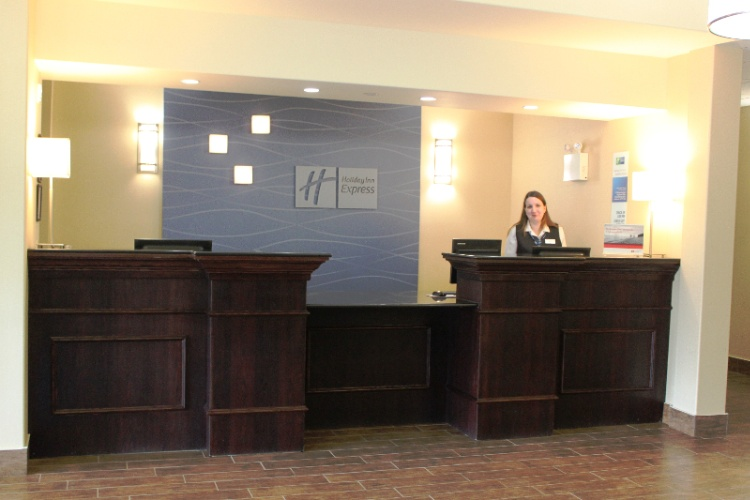 Holiday Inn Express & Suites Yorkton Lobby 3 of 24