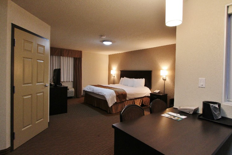 Executive King Rooms Available 4 of 6
