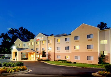 Image of Fairfield Inn by Marriott