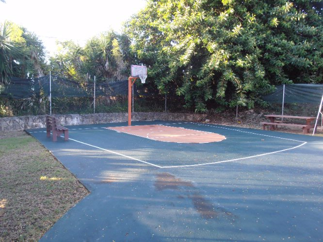 Half Basketball Court 7 of 11