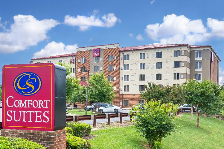 Image of Comfort Suites Virginia Center Commons